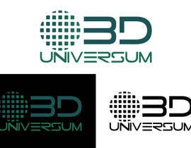 #14 for Design a Logo for 3Duniversum af vladspataroiu