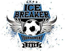 nº 14 pour Design for Soccer Tournament par blackhordes