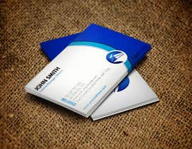 #39 untuk Design some Business Cards for an Import/Export Company, with this logo. oleh RERTHUSI