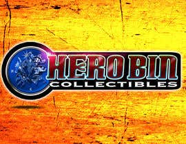 #27 para Design a Logo for Hero Bin Collectibles por ralphkriss831