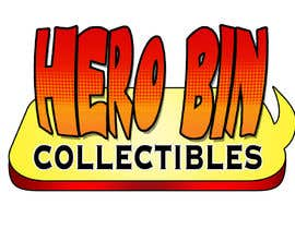 nº 34 pour Design a Logo for Hero Bin Collectibles par ralphkriss831