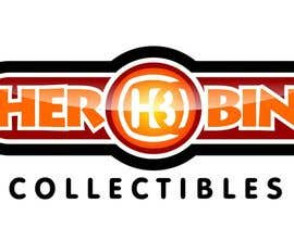 nº 31 pour Design a Logo for Hero Bin Collectibles par Iddisurz