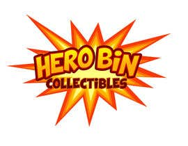 nº 26 pour Design a Logo for Hero Bin Collectibles par lpfacun