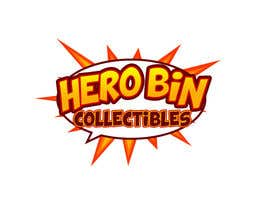 nº 35 pour Design a Logo for Hero Bin Collectibles par lpfacun