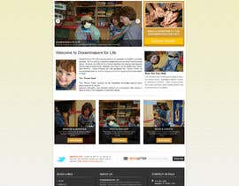 #23 para Design a Website Mockup for http://dreamforlife.org/ por sayedphp