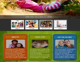 #26 para Design a Website Mockup for http://dreamforlife.org/ por bbeckshrestha