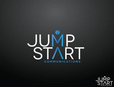 iffikhan tarafından Design a Logo for JUMP START COMMUNICATIONS için no 110