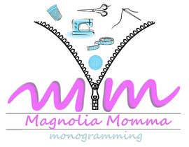 #123 para Design a Logo for Magnolia Momma por quique300