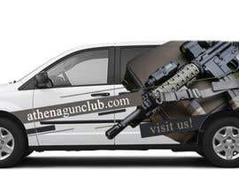 #26 untuk GRAPHICS - VEHICLE WRAP GRAPHICS oleh gr4pl