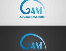 #214 for Design a Logo for Advanced Mobile IT by IamGot
