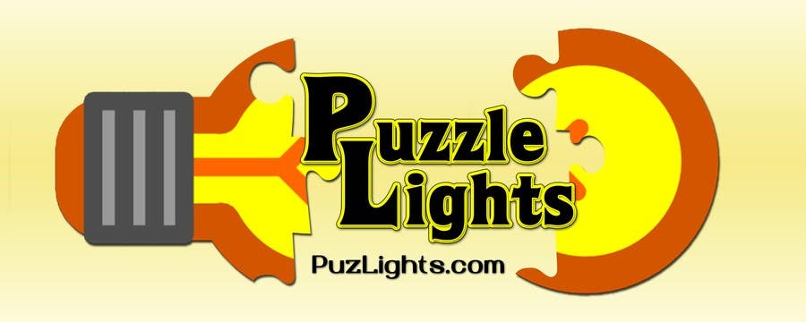 Konkurrenceindlæg #15 for Logo Design for Puzzle Lights