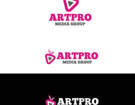 #18 para Re-Design a Logo for ARTPRO MEDIA GROUP por uhassan