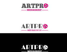 #24 para Re-Design a Logo for ARTPRO MEDIA GROUP por uhassan
