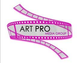 #26 para Re-Design a Logo for ARTPRO MEDIA GROUP por Shajithantony