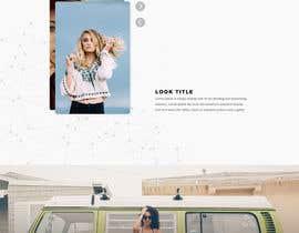 #41 para Fashion Blog Template por MazenDesigns