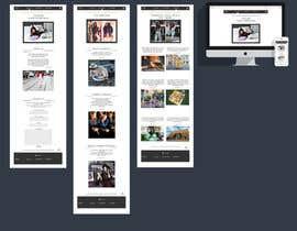 amihalchyk tarafından Fashion Blog Template için no 5