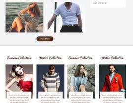 #40 para Fashion Blog Template por creative423