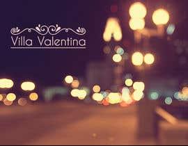 Nro 110 kilpailuun Villa Valentina Logo käyttäjältä CREArTIVEds