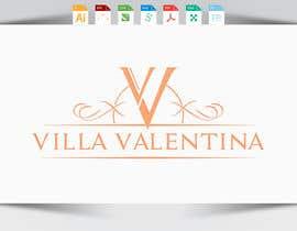 Nro 98 kilpailuun Villa Valentina Logo käyttäjältä GigiDunga