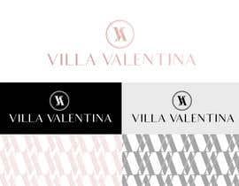 Nro 33 kilpailuun Villa Valentina Logo käyttäjältä adrizing