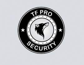 nº 7 pour Design a new logo for TF Pro Security par meynardmeynard