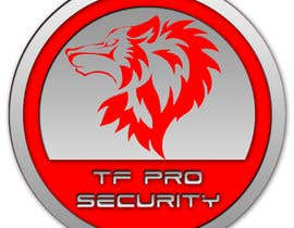 #29 for Design a new logo for TF Pro Security by tharmen13