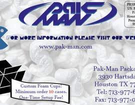#17 for Custom Foam Cups Flyer by ryanwoody