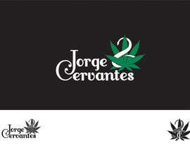 #439 para Design a Logo for Jorge Cervantes por whizzdesign