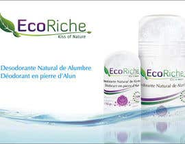 nº 18 pour Ad design for Eco luxurious deodorant par christarad