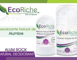 nº 2 pour Ad design for Eco luxurious deodorant par IllusionG