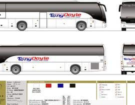 #13 for I need some Graphic Design for exterior of buses by moro2707