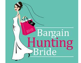 #53 para Logo Design for Bargin Hunting Bride por designer12