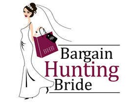 #44 para Logo Design for Bargin Hunting Bride por designer12