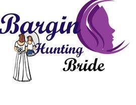 #51 para Logo Design for Bargin Hunting Bride por Liesl