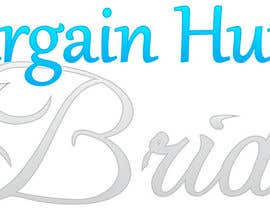 nº 43 pour Logo Design for Bargin Hunting Bride par IrinaPredescu