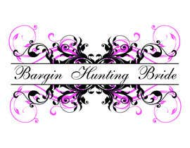 #46 para Logo Design for Bargin Hunting Bride por andreea23
