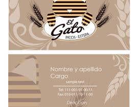 Nro 26 kilpailuun Diseñar algunas tarjetas de presentación käyttäjältä TeresaGM73