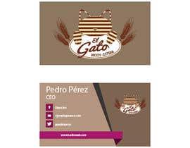 Nro 21 kilpailuun Diseñar algunas tarjetas de presentación käyttäjältä luisdgr