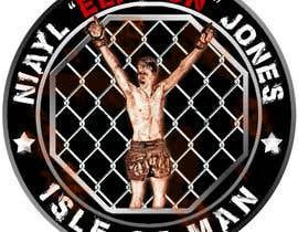 Nro 17 kilpailuun MMA fighters Logo käyttäjältä rjjohndelatorre