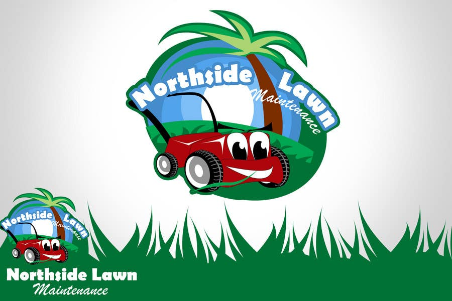 Proposition n°                                        28                                      du concours                                         Logo Design for Northside Lawn Maintenance