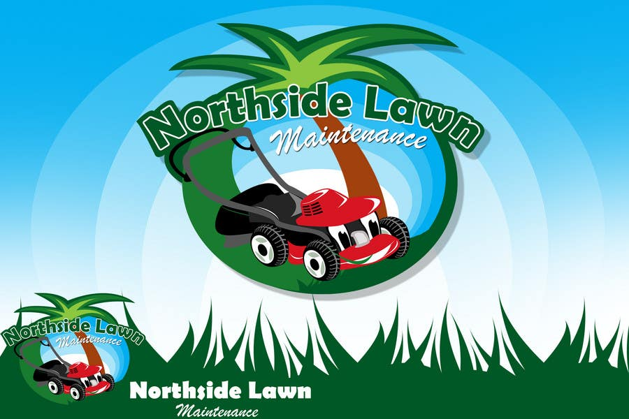 Proposition n°                                        49                                      du concours                                         Logo Design for Northside Lawn Maintenance