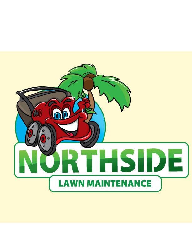 Proposition n°                                        24                                      du concours                                         Logo Design for Northside Lawn Maintenance