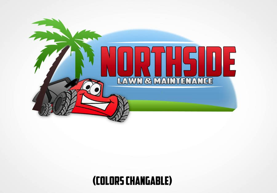 Proposition n°                                        122                                      du concours                                         Logo Design for Northside Lawn Maintenance