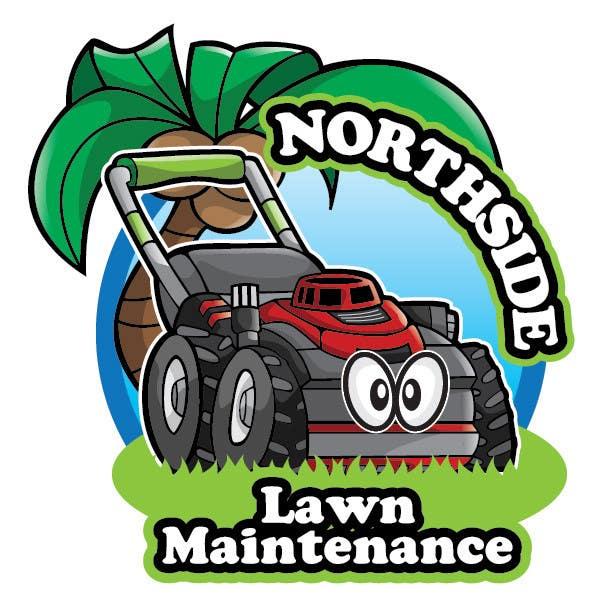 Proposition n°                                        87                                      du concours                                         Logo Design for Northside Lawn Maintenance