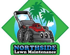 #114 untuk Logo Design for Northside Lawn Maintenance oleh MyPrints