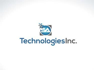 #9 for Design a Logo for SA Technologies by tfdlemon
