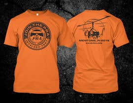 jhepordo tarafından Design a T-Shirt - ONE COLOR DESIGN - Black Ink or ORANGE SHIRT için no 22