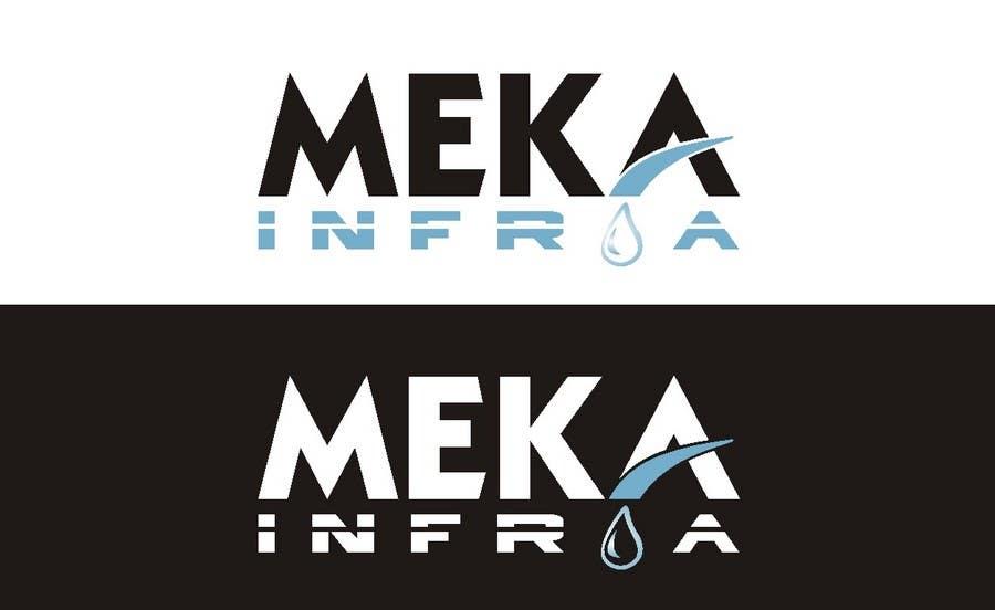 Proposition n°288 du concours Logo Design for Meka Infra