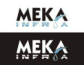 nº 288 pour Logo Design for Meka Infra par DirtyMiceDesign