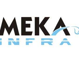 nº 340 pour Logo Design for Meka Infra par DirtyMiceDesign